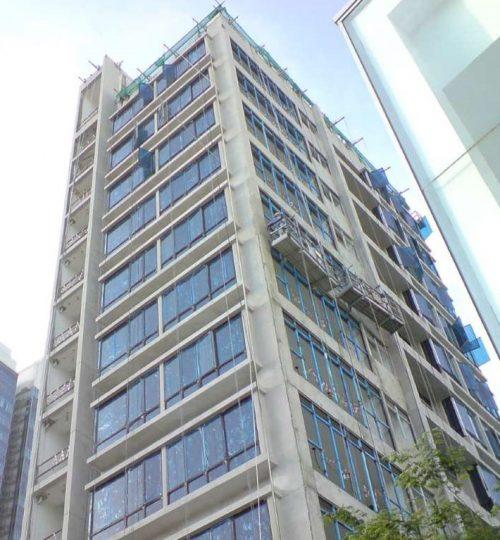 Construction of New Condominium